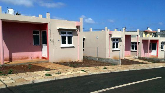 NHDC : Construction de 282 maisons à Wooton