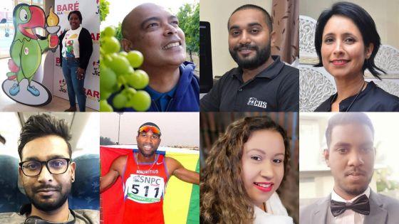 Celebrating the Games : Mauritian euphoria at its peak