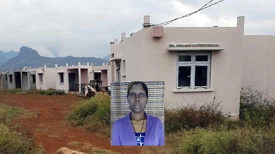 Malgré des documents en règle : elle attend une maison de la NHDC depuis 2014