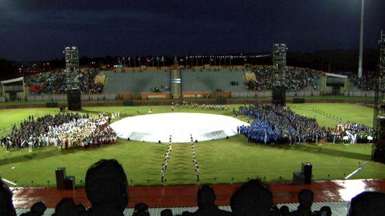 JIOI : suivez en direct la cérémonie d'ouverture