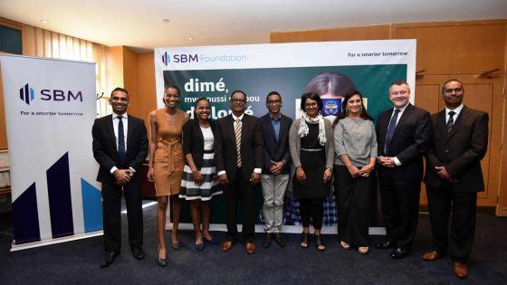 Éducation : SBM Scholarship Scheme : la 10e édition lancée