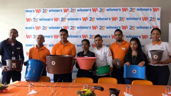 Anou Recyclé Plastik : coup d'envoi de la campagneau Winner's de Candos