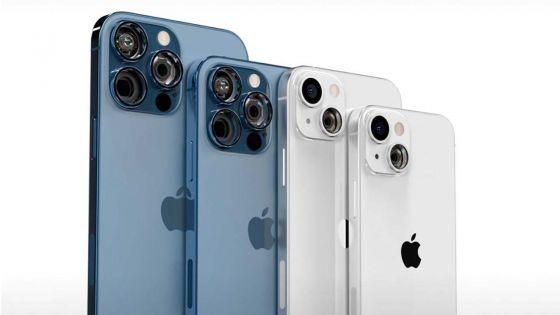 Smartphone : Apple a dévoilé les quatre versions de l'iPhone 13