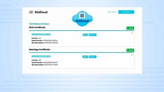 Numérisation des documents administratifs : comment fonctionne la plateforme MoKloud