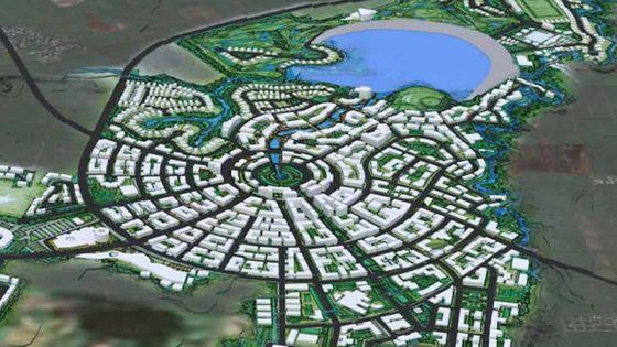 Highlands City : les grands axes du projet