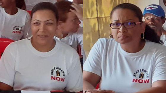 Législatives 2019 – Rodrigues : Mouvement Indépendantiste Rodriguais (MIR) alignera Angel Leveque et Carène Castel