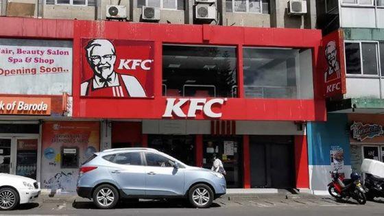 Vol au KFC de Quatre-Bornes : le cerveau du vol écopede deux ans de prison