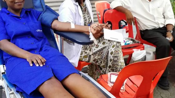Réserves très limitées :Radio Plus vous invite à faire don de votre sangce mercredi