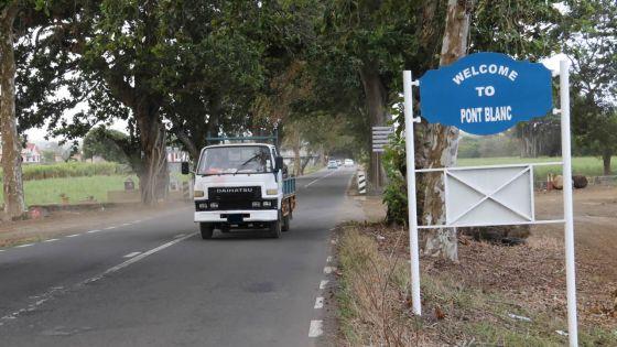 À Pont-Blanc, Flacq :Eric Pascal Marie, 127e mortsur la route