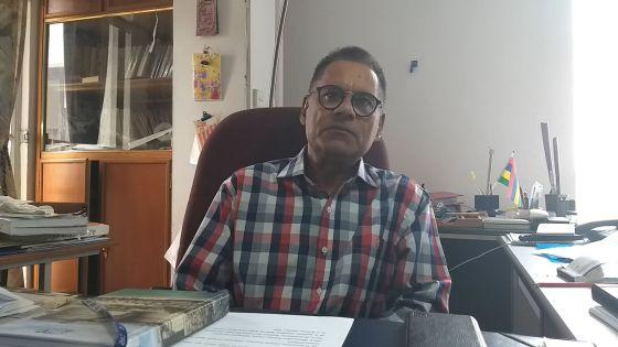 Rashid Imrith :«Un salaire minimum de Rs 20 000»