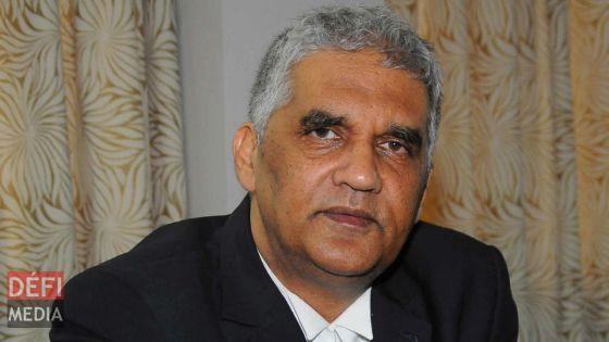Anil Kumar Dip, nommé CP par intérim : Valayden dit espérer qu'il travaillera en tout indépendance