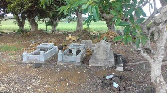 À Camp-de-Masque : le cimetière de l'Unité fermé au public