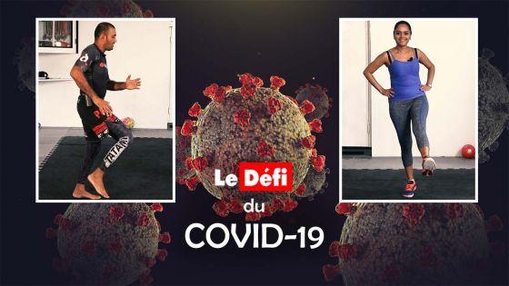Le Défi du Covid-19 : Confinement et exercices physiques - un duo qui marche