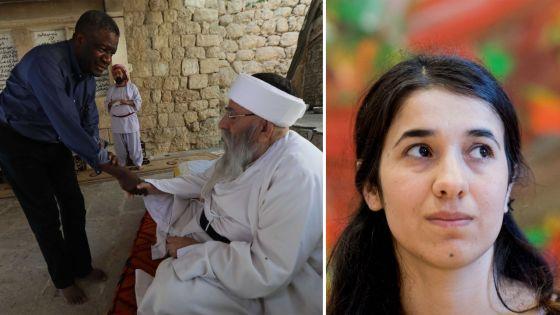 Le Nobel de la paix à deux héros de la lutte contre les violences sexuelles