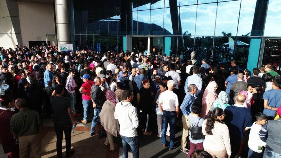 Salon du Déstockage : un public en nombre et conquis par l'événement
