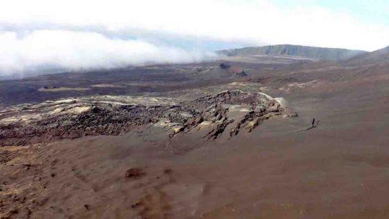 «Éruption probable» du Piton de la Fournaise : La Réunion passe en alerte 1