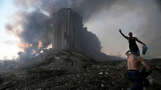 Explosions à Beyrouth : une Mauricienne choquée de voir des vitres en éclats