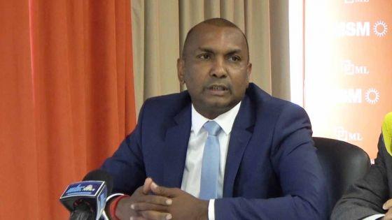 «Dan pa lontan nou pou parmi bann pei a revenu avanse» dit le nouveau ministre des Finances Renganaden Padayachy