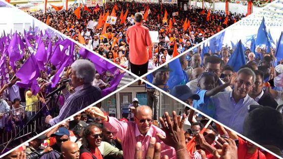1er-Mai 2019 : à l'assaut de l'électorat