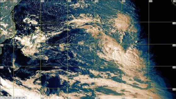 Météo : la forte tempête tropicale Gabekile s'est affaiblie en une tempête tropicale modérée