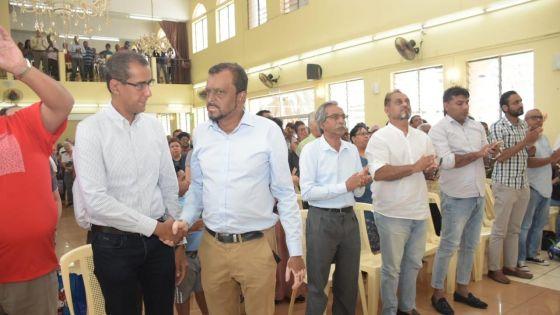 L'alliance PTr-PMSD et le MMM promettent une «commission d'enquête sur l'affaire BAI»