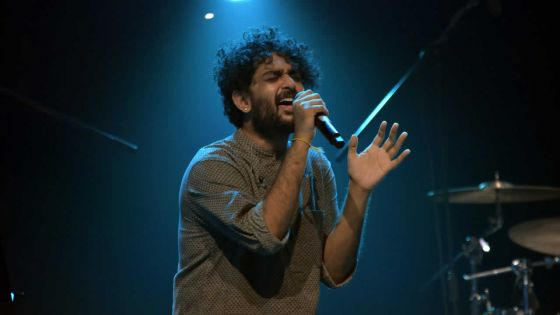 Événement : frisson musical avec Sid Sriram