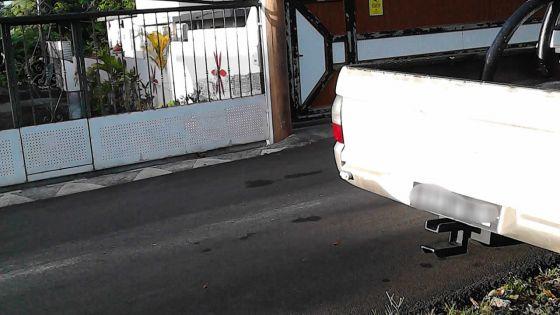 Montagne Blanche : un véhicule stationné devant chez lui enlevé après 21 jours