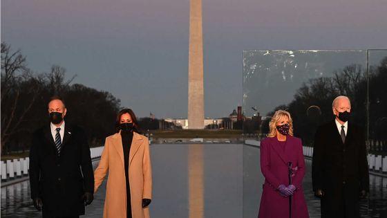 Joe Biden, 46e Président des Etats-Unis : une investiture dans une ville transformée en forteresse