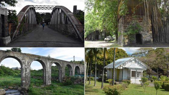 Patrimoine : ces infrastructures publiques oubliées par le GM