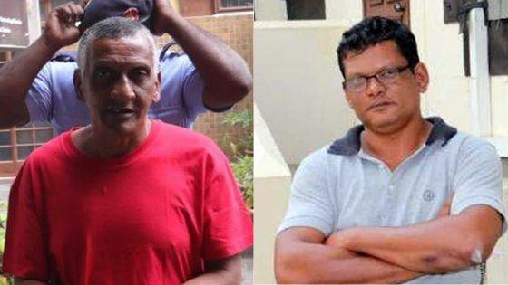 Meurtre de Veena Soodhary : Jean-Pierre Seblin et Robert Radis plaident coupable