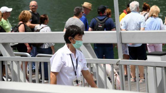 Covid-19 : les passagers de Singapour sous haute surveillance