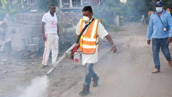 55 cas de dengue répertoriés