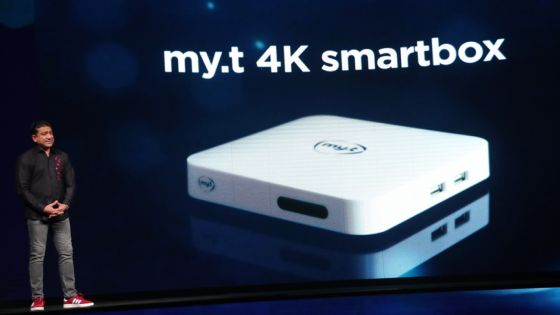 Mauritius Telecom : la My.t 4K Smart Box lancé