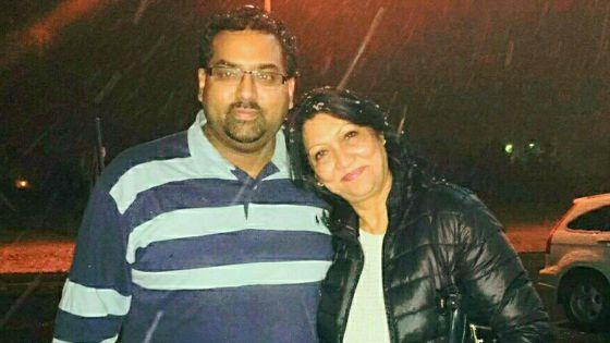 Arun est décédé après avoir contracté le virus H1N1 en Inde - Sa mère Varuni, inconsolable: «Il était mon meilleur ami,me soutenant sans relâche»