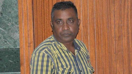 Anoop Kumar Rampersad