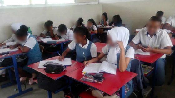 Examens de Grade 9 : les «draft specimen papers» jugés trop difficiles