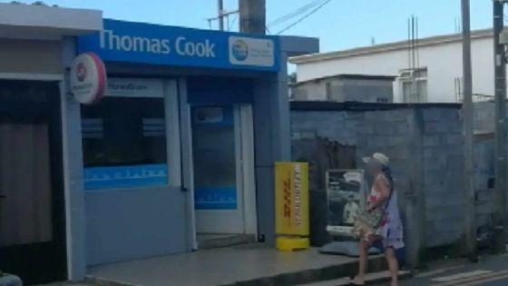 Braquage de Thomas Cook à Trou-d'Eau-Douce : les malfrats étaient vêtus de djellaba