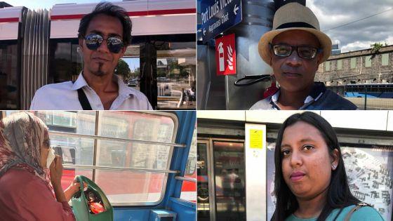 Les usagers des transports en commun redoublent de vigilance
