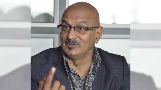 Bashir Jahangeer retenu sur le fil