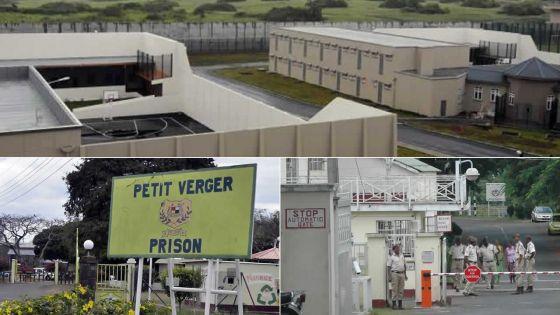 454 caméras de surveillance des prisons sont hors service