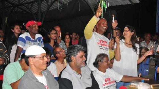 SCBG : les grévistes de la faim mettent un terme à leur action