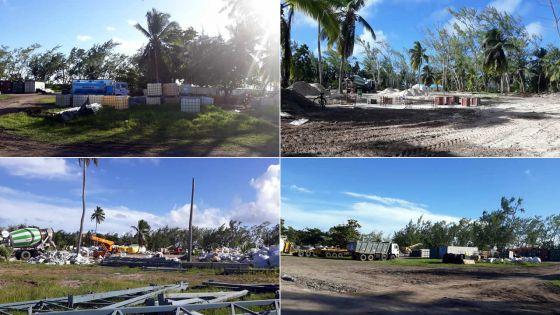 Développements à Agaléga : l'inquiétude des habitants gagne du terrain