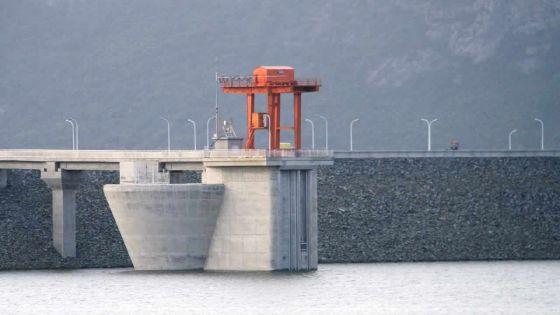 Bagatelle Dam placé sous surveillance