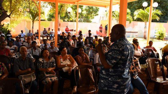 Visite aux Chagos :500 demandes attendues