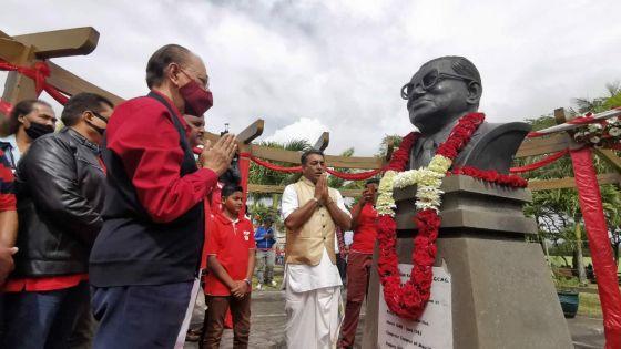 120 ans de SSR et centenaire de SSB : suivez en direct le discours de Navin Ramgoolam à Kewal Nagar
