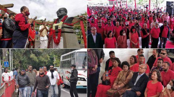 120 ans de SSR : suivez en fil rouge le rassemblement du PTR à Kewal Nagar