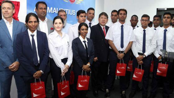 Air Mauritius Flying Academy : premiers pasvers le ciel