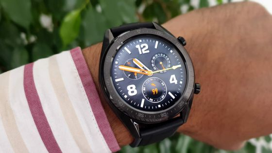 Disponible à Maurice - Huawei Watch GT : l'alliée des sportifs
