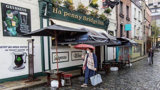 Virus : l'Irlande et le Pays de Galles reconfinent