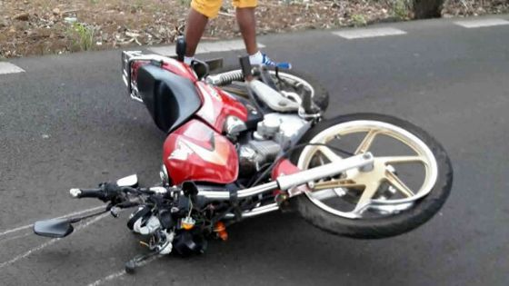 Accident :Farad conteste le montant reçu pour les réparations